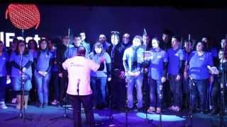 Green Voices & Sol Diesis - Love Of My Life - VokalFest 2013