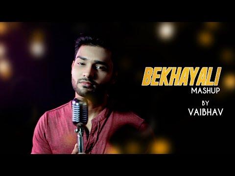 bekhyaali-mashup- -kabir-singh- -vaibhav-johari- -sachet-parampara- -vishal-mishra- -arijit-singh