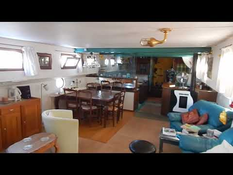 Luxemotor Dutch  Barge huge terrace deck - Boatshed - Boat R