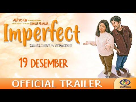 IMPERFECT: Karier, Cinta & Timbangan - Official Trailer