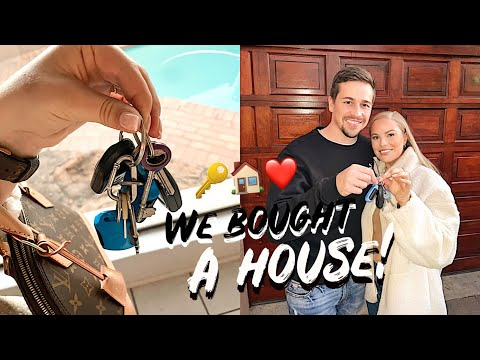WE BOUGHT A HOUSE: Bringing You Along For the Process of Purchasing Our New Home | Jess&Bren Vlog#62