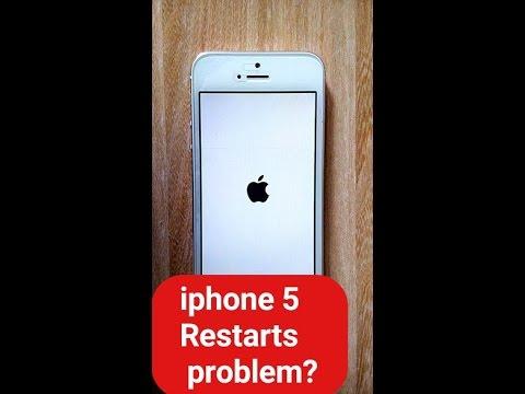reboot iphone 5s