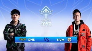 ONE TEAM VS NOVA MONSTER SHIELD - VÒNG LOẠI AWC 2019 Ngày 1- Garena Liên Quân Mobile
