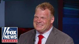 Former WWE champ Glenn 'Kane' Jacobs on running for mayor