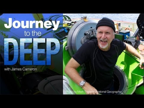 Journey to the Deep with James Cameron - Nierenberg Prize 20