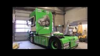 Scania R730 Transport S.T.M