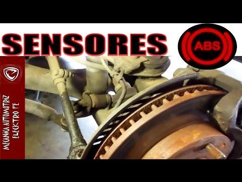 Sensores ABS (tips para probarlos)