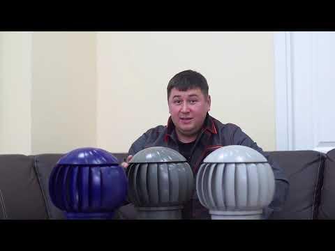 Какой турбодефлектор выбрать? Новое решение
