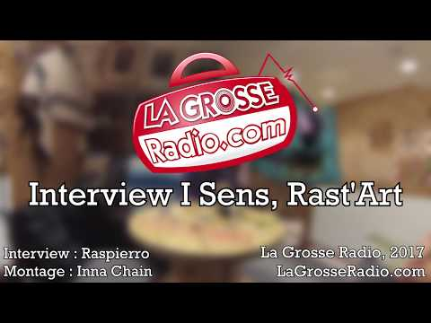 I sens - Interview & Freestyle - La Grosse Radio Reggae