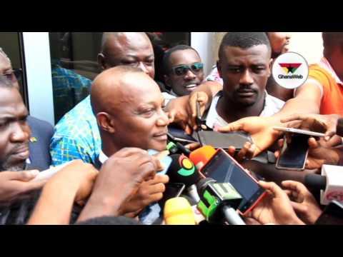 Kwesi Appiah returns to Accra to take up Black Stars' coaching job