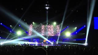 Chris Tomlin - Burning Lights Tour - Fargo, ND 2013