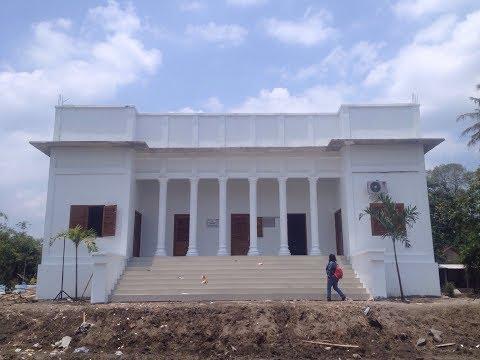 Di Bambanglipuro Ada Bangunan Mirip Istana Negara