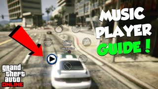 How To Unlock the NEW Music Player - ALL 5 USB STICK LOCATIONS!  GTA Online