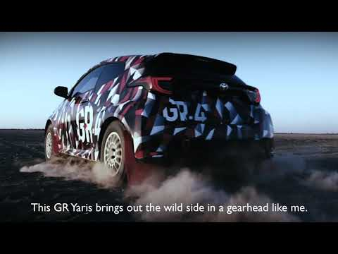 Toyota GR Yaris World Premiere