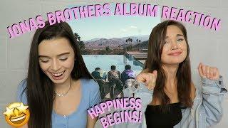 JONAS BROTHERS HAPPINESS BEGINS ALBUM REACTION