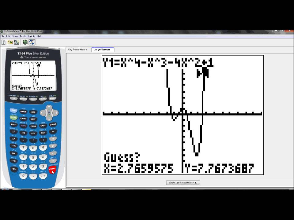 Lesson 64 Finding Zeros Relative Min Relative Max Graphing
