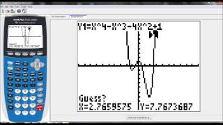 lesson 6 4 finding zeros relative min relative max graphing calculator guided example 1