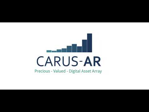 CARUS-AR | An easy way to invest in the booming crypto and blockchain space