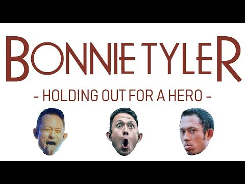 Matt Heafy (Trivium) - Bonnie Tyler - Hold Out For A Hero I Metal Cover