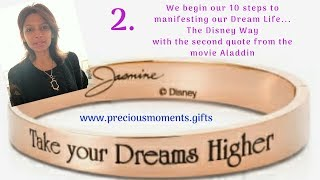 Take your Dreams Higher - Aladdin  (Step 2 of 10)