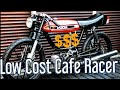 Mini Cafe Racer Low Cost  (feat. Puch Magnum Mk2)