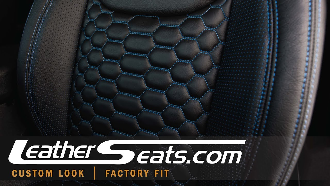 Custom Jeep Wrangler >> 2017 Jeep Wrangler - Custom Leather Seat Interior With ...