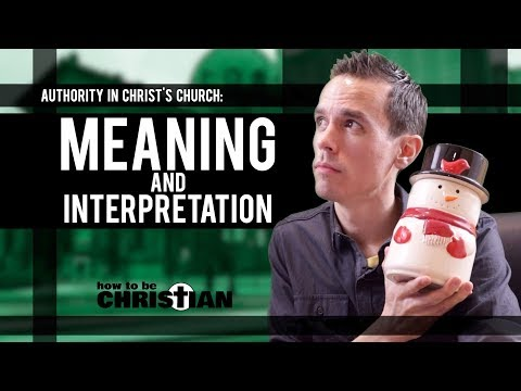 Meaning and Interpretation