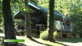 camping en Dordogne: Le Vézère Périgord