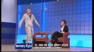Chav starts on Jezza -The Jeremy Kyle Show