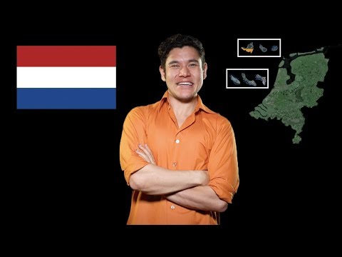 Geography Now! NETHERLANDS