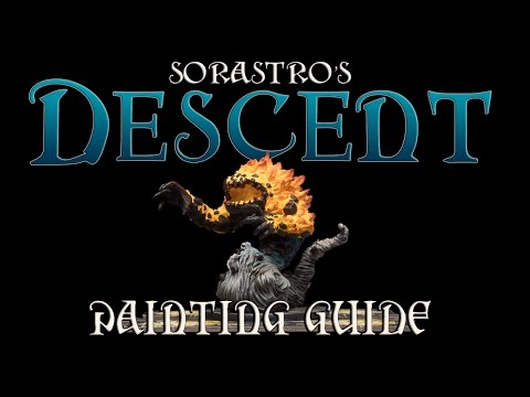 Sorastro's Descent Painting Guide Ep.7: The Elementals