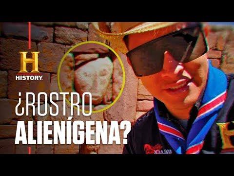 LOS VIAJES DE OXLACK - Los misterios de Tihuanaco