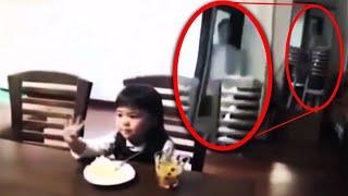 10 Страшных Видео, Когда Дети Видят Призраков ч.2 cмотреть видео онлайн бесплатно в высоком качестве - HDVIDEO