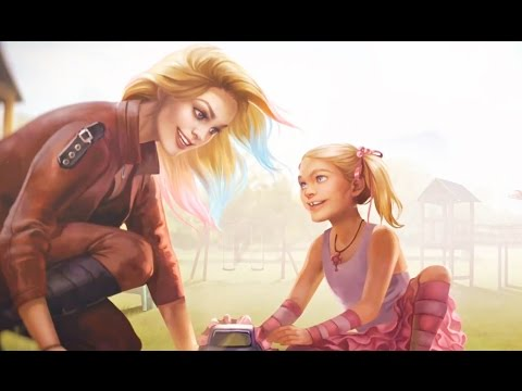 Joker and Harley Quinn's Daughter Lucy - Injustice 2