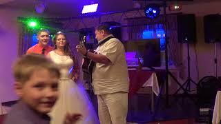 Александр Савельев. Песня дочери на свадьбу  собственного сочинения (под гитару)