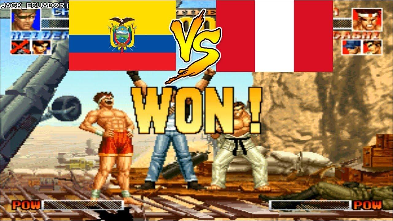 KoF 95 ► Jack vs SIMBA SNK rematch 2 ► fightcade emulator, arcade,  kof95 zip, kof95 rom
