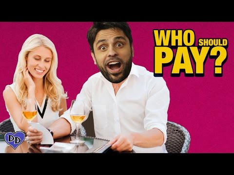 dating who should pay the bill On your first date who should be the one to pay for the bill should the man pay for all of it or is it fair to ask the lady to split the bill like.