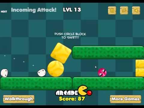 Sushi vs Blockies Walkthrough HD