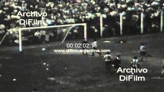DiFilm - Estudiantes de La Plata vs Chaco For Ever - Nacional 1967