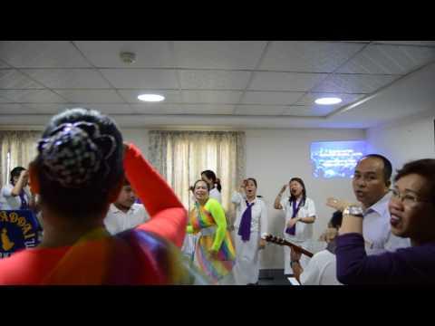 IBUHOS MO / TODO-TODO / DAMANG-DAMA - ESSGC & BAND & PROPETHIC DANCERS
