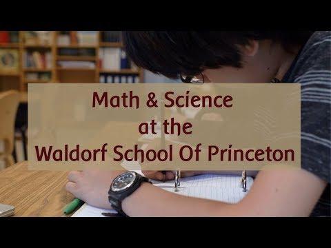 Math & Science at Waldorf School Of Princeton