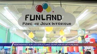 Yvelines | Rebondissez sur les structures gonflables de Funland