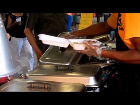 Charleston Caribbean Jerk Festival 2015 - Cultural Niceness - Foodie Perspective