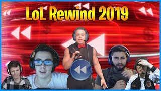 LoL Rewind - Best of 2019 - League of Legends Stream Moments