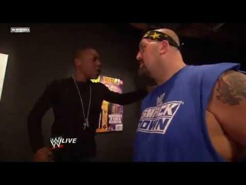 "Bobb'e J Thompson guest stars on WWE Monday Night RAW ""SMACK DOWN ALL THE WAY"""