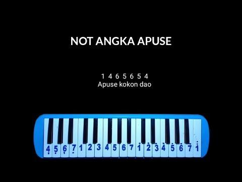 Not Pianika Apuse