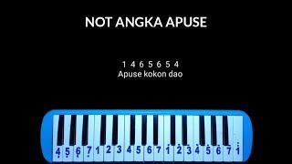 Not Pianika Apuse