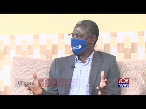 Ghana's Economy: Challenges and prospects for growth - UPfront on Joy News (25-3-21)