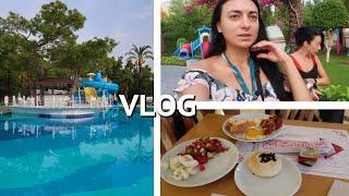 ДЕНЬ 5 ПРИШЛА НА РАССВЕТ А ОН НИКАКОЙ ОТДЫХ в ТУРЦИИ отель Катамаран 2020
