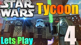 [ROBLOX: Star Wars Tycoon] - Lets Play w/ Friends Ep 4 - The End